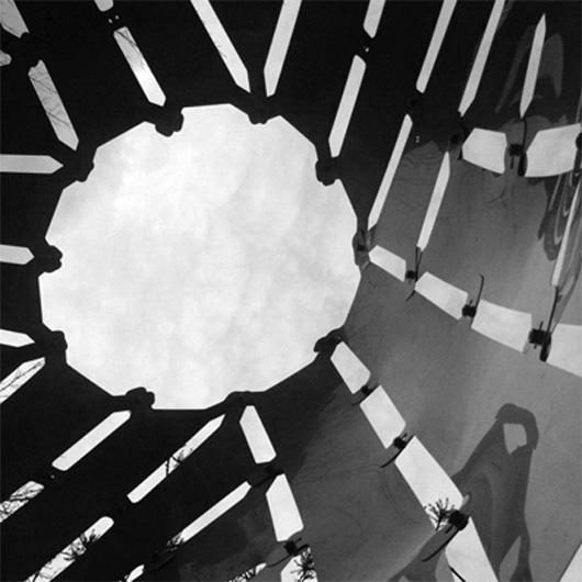 Steel Dome Pavilion | پاویون تحقیقاتی گنبد فولادی