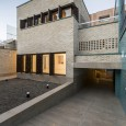 Blue Yard House in Isfahan by Ayeneh Office  5