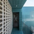 Blue Yard House in Isfahan by Ayeneh Office  17
