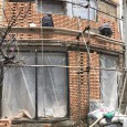 Before Renovation Project Khaneye Hayatdar House in Tehran  16
