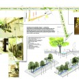 Landscape Design of Bazaar in Mahallat by L.E.D Architects  14