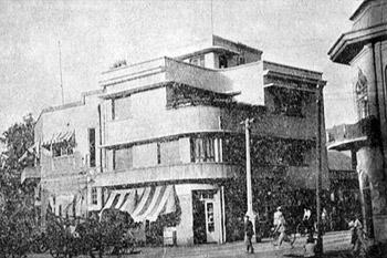 A House in Saadi street by Architect Ali Sadegh