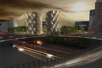 Commercial-Residential Complex in Mashhad