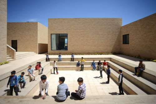 The Noor-e-Mobin G2 primary school