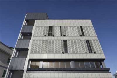 Zartosht office building | Architecture of Tehran